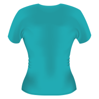 t-shirt_femme_turquoise_dos